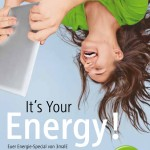3malE-Jugendfolder: It's Your Energy! Euer Energie-Special von 3malE