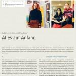 "NRW.BANK ""prospect"" Gründerland 2008: ZU BESUCH BEI DEN ""SILVERPRENEUREN"": Alles auf Anfang"