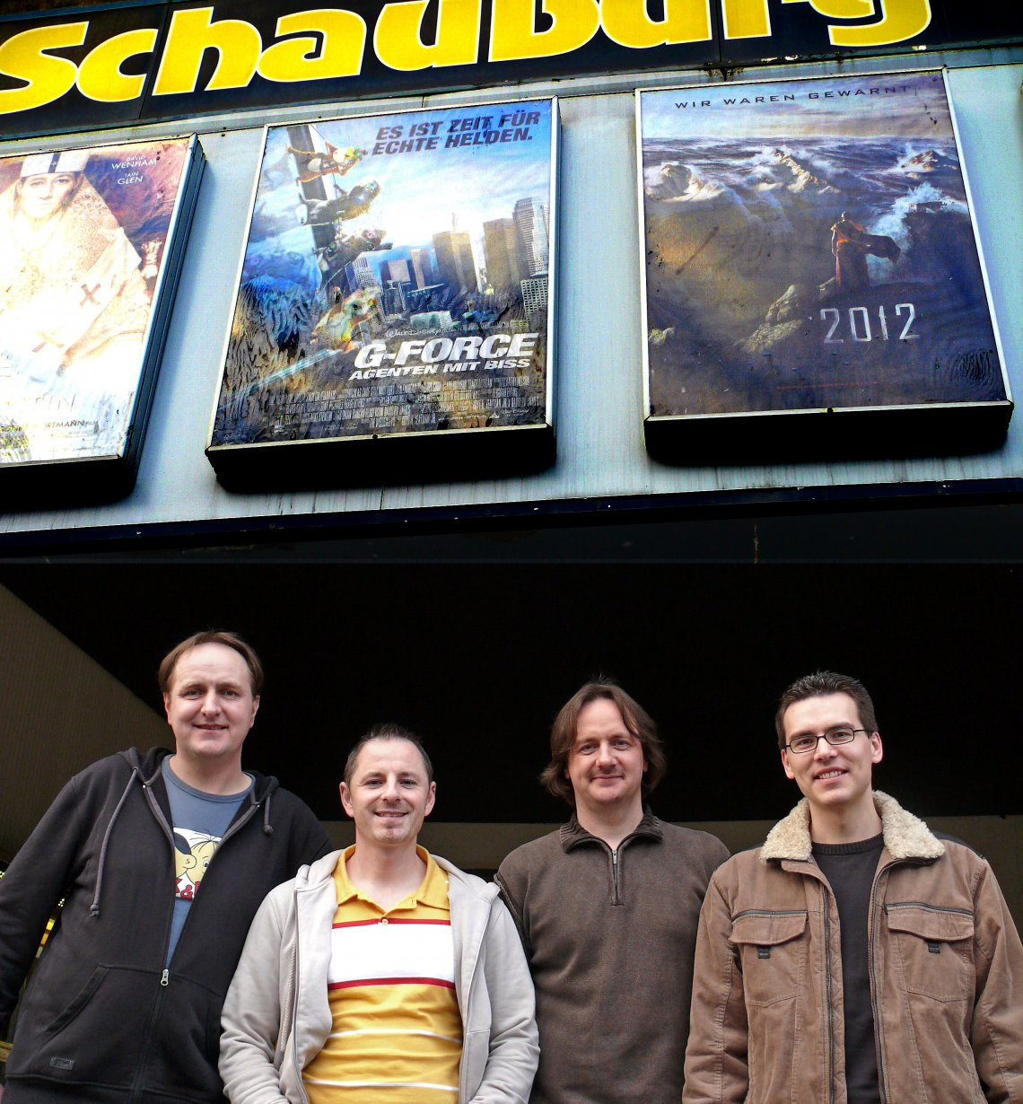 Der geheimnisvolle Filmclub BUIO OMEGA
