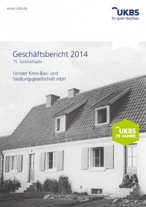 UKBS, Geschäftsbericht 2014