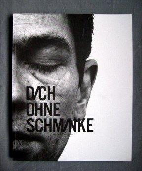 """Broschüre """"Dich ohne Schminke"""" - Titelseite"""