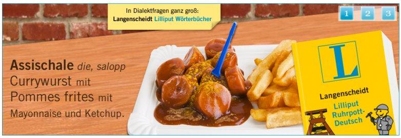 Langenscheidt Lilliput Ruhrpott-Deutsch