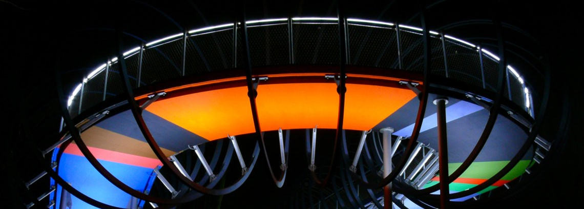 Brücke Slinky Springs to Fame, Oberhausen © Sandra Anni Lang
