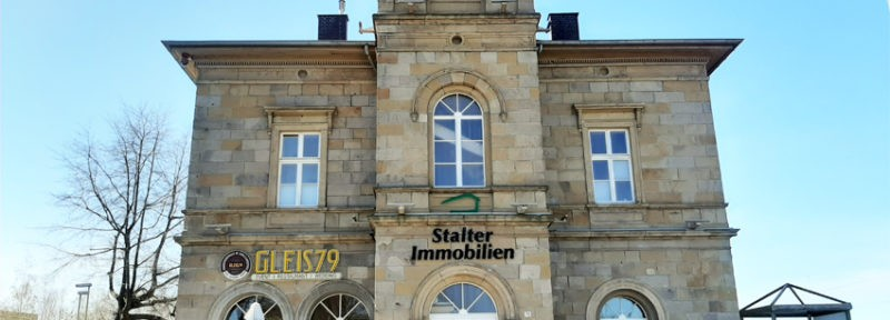 Alter Bahnhof Hattingen 2020