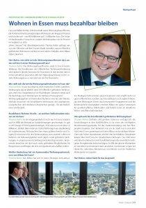 Mein Zuhause: Interview mit Oberbürgermeister Thomas Kufen