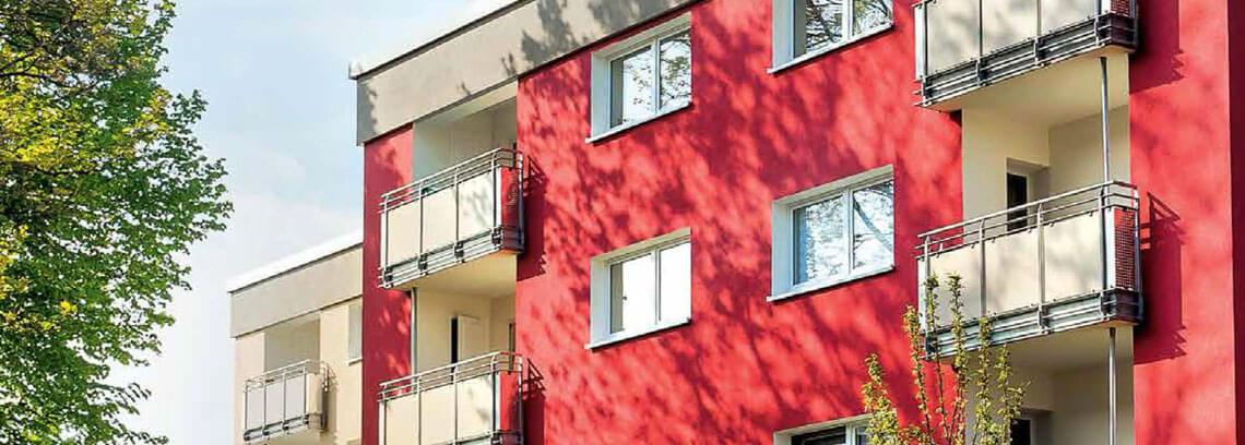"""Allbau-Titelseite """"Mein Zuhause"""""""