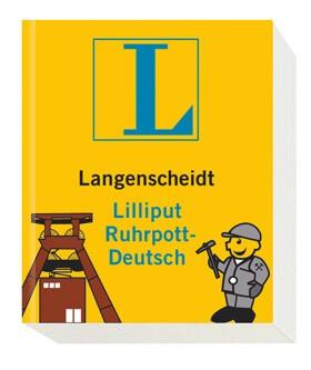 Cover Langenscheidt Lilliput Ruhrpott-Deutsch