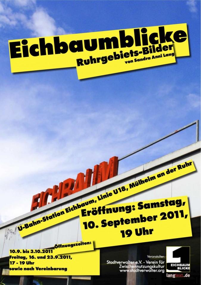Eichbaumblicke © Sandra Anni Lang