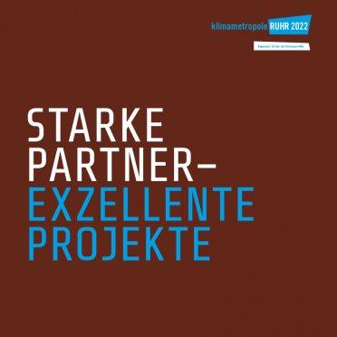 Starke Partner – exzellente Projekte, Katalog; Regionalverband Ruhr 2016