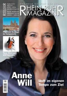 Rhein-Ruhr Magazin: Für das Rhein-Ruhr Magazin habe ich in redaktionellen Beiträgen den Blick in die Rhein-Ruhr-Region schweifen lassen.