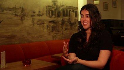 """Alison Klayman, Regisseurin des Films """"Ai Weiwei: Never Sorry"""""""