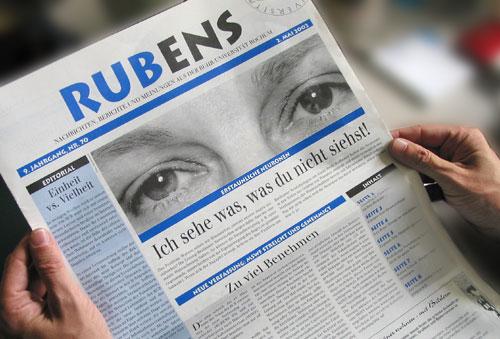 Rubens Universitätsmagazin Bochum